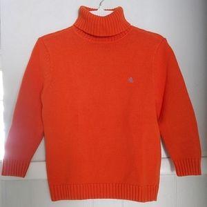 Vintage ralph lauren ribbed turtleneck sweater